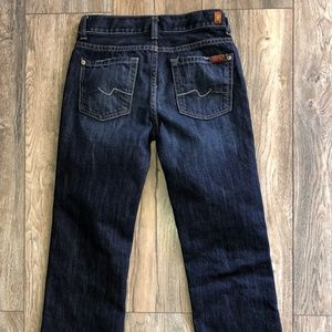 7 For All Mankind Bottoms - Size 8 Boys 7 For All Mankind Jeans